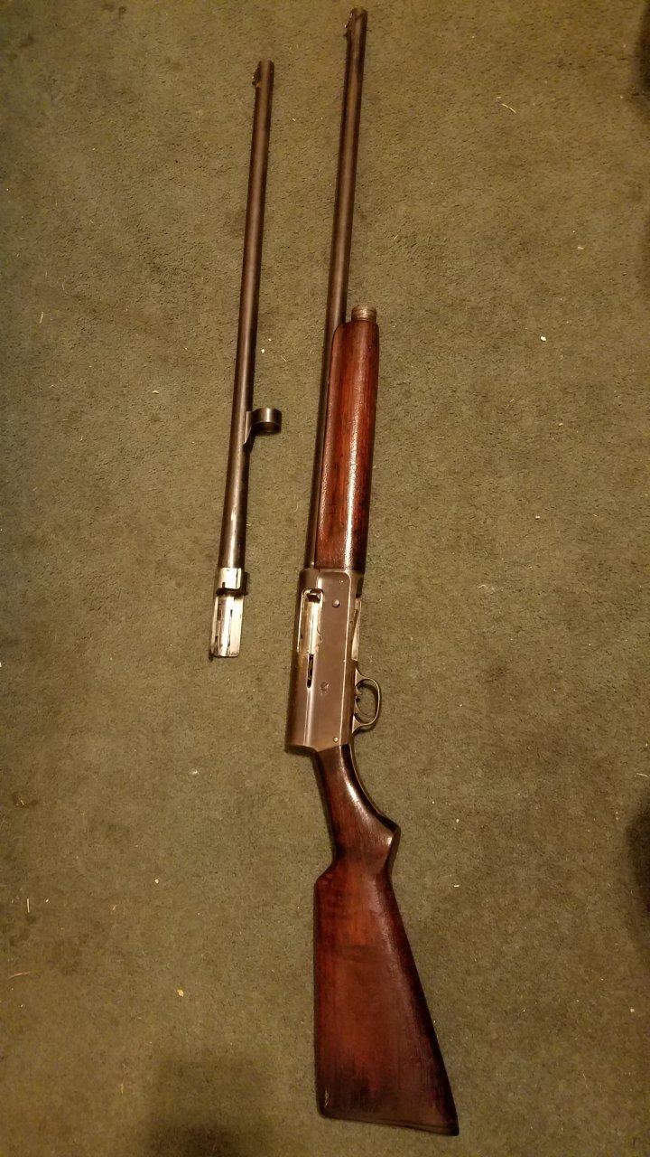 Remington 1100 16 Gauge Serial Numbers