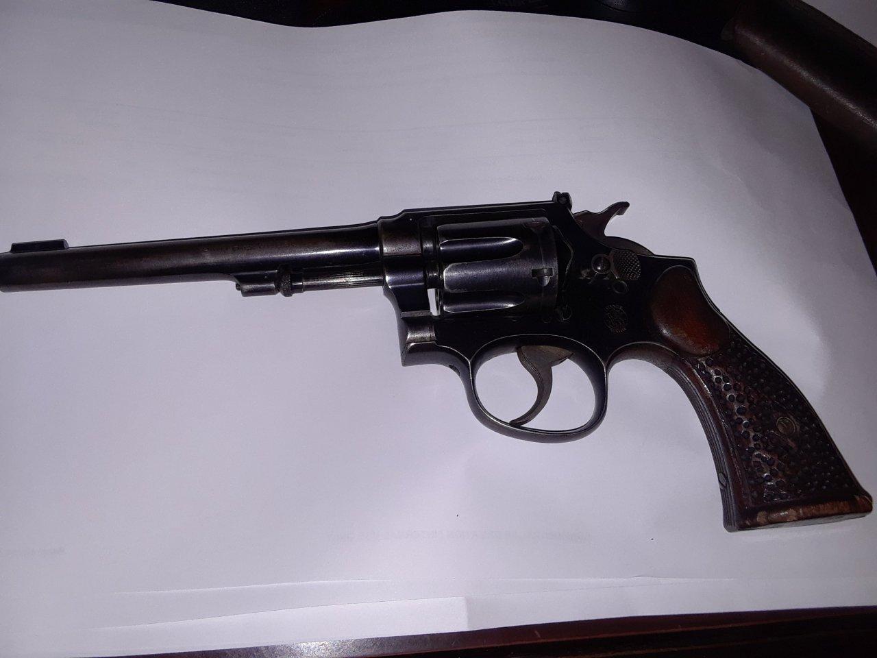 Dating Smith Wesson serienummer