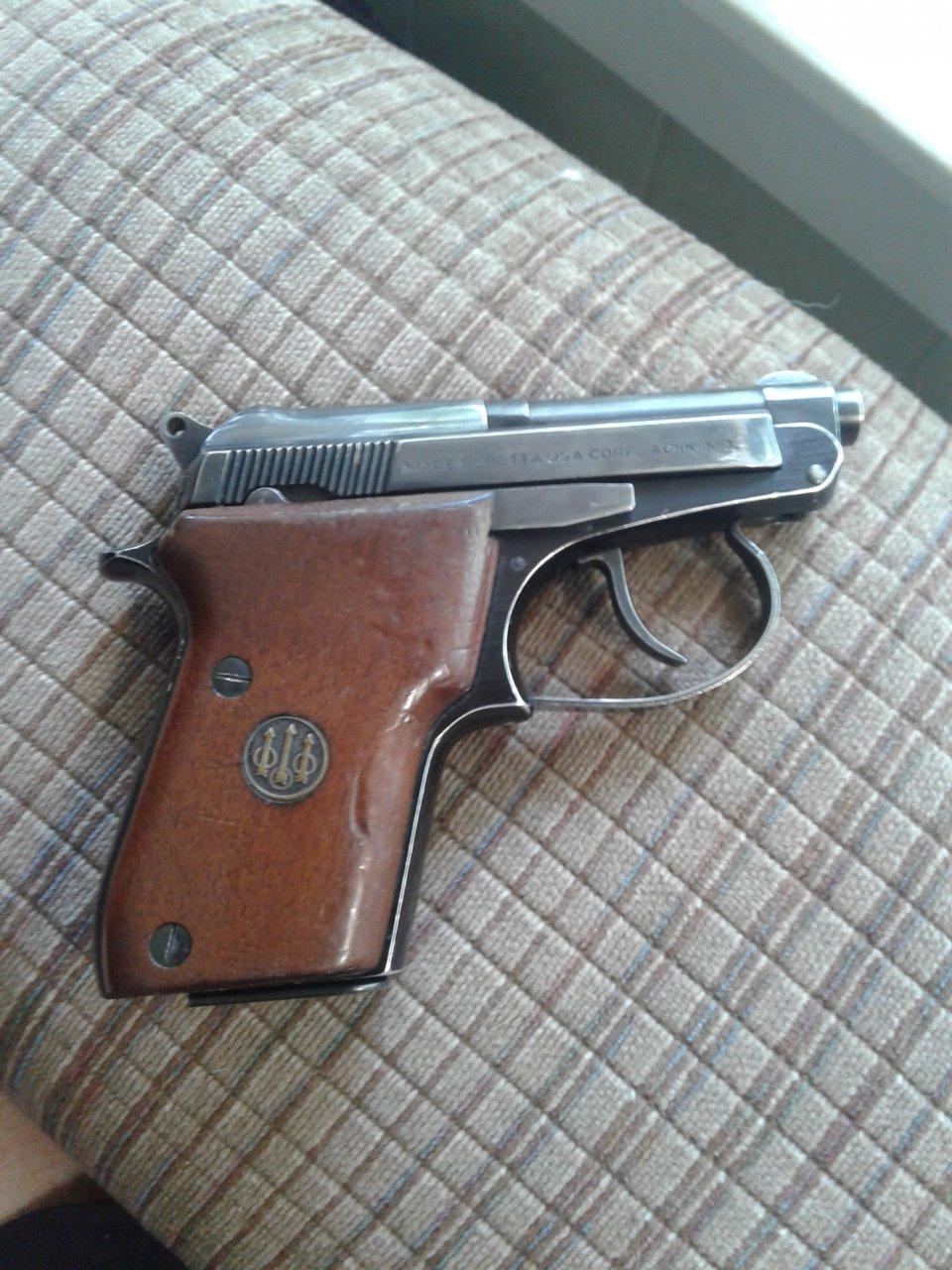 Beretta Model 21A -  22LR | Gun Values Board