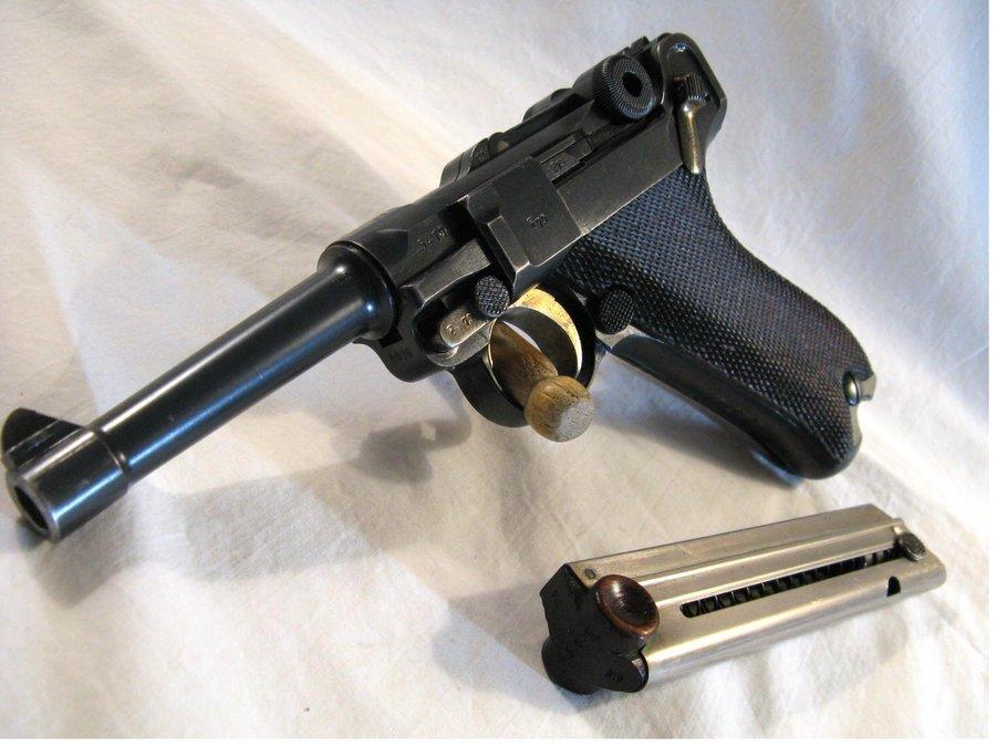 Luger | Gun Values Board