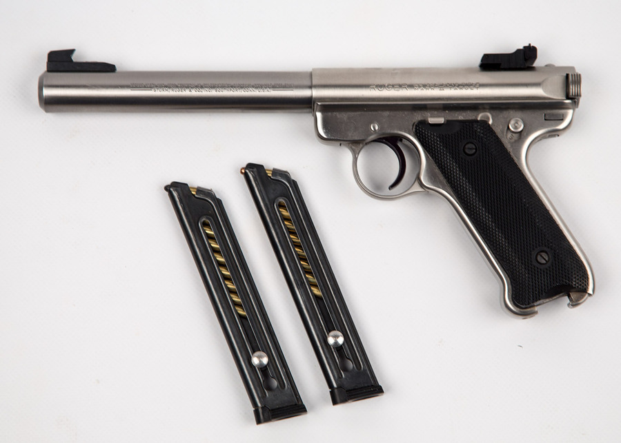 ruger 22lr mark ii target government target model pistol value rh gunvaluesboard com Ruger Mark 2 Accessories Ruger Target Pistol Bull Barrel Stainless Steel