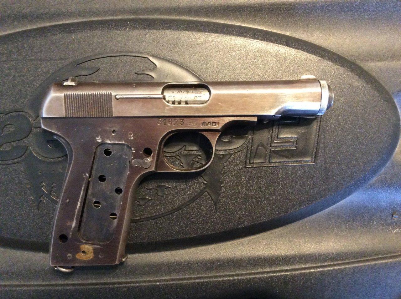 MAB Model D 7 65 Mm | Gun Values Board