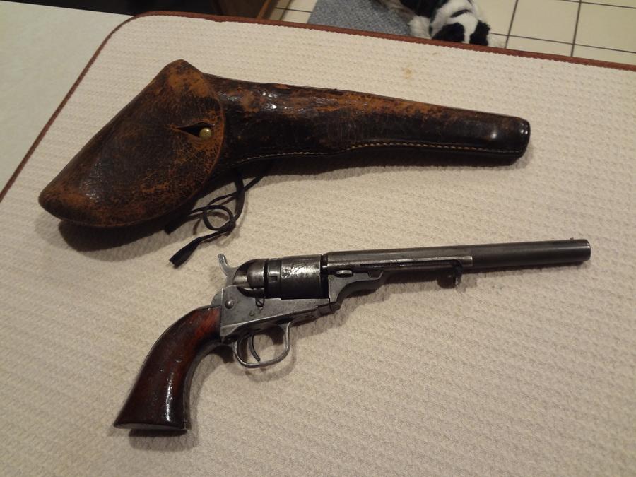 colt model 1862 police and pocket navy conversion gun values board