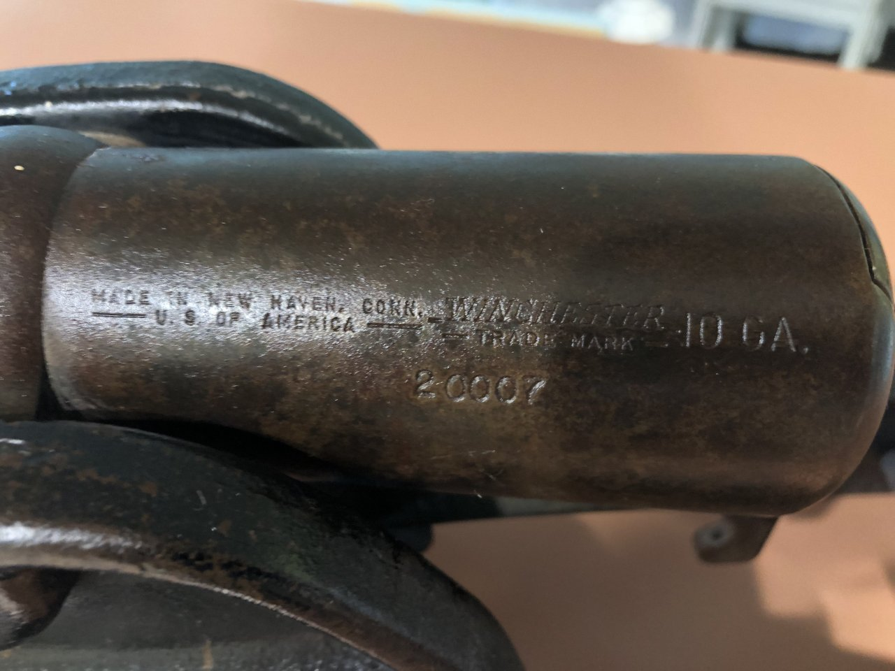 Winchester Signal Cannon - 1901 - All Original | Gun Values