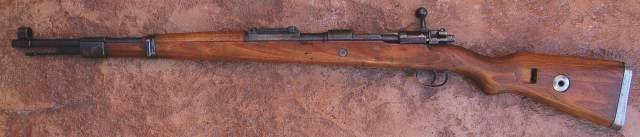 Does Somebody Has Information About This Kar98? | Gun Values Board