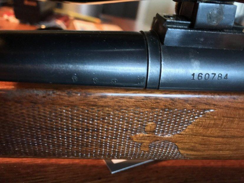 Remington 700 Barrel Date Code And Serial Number | Gun