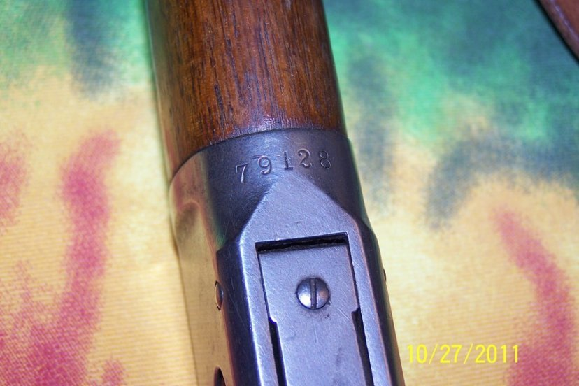 Manufacture Date Of Winchester Model 94 Serial #79128