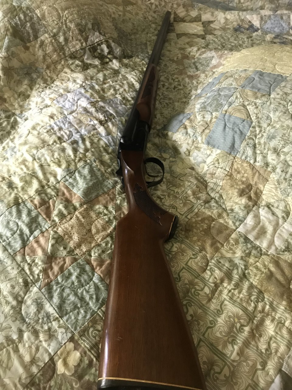 I have a Fox Model B 12 gauge double barrel shotgun with single trigger.  How do I find it's worth? I am not experienced enough to take the stock off  without ...