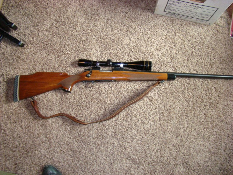 Have A Remington Model 700 6mm With Heavy Barrel  It Has A Leopold