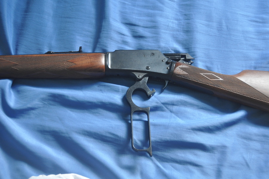I Have A Marlin 1894 CS JM Barrel Pre-Remington In As New Conditions