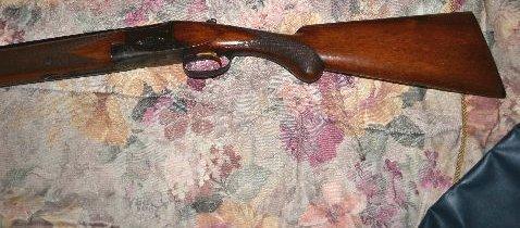 I Have A Browning Superposed Lightning Model 20 Gauge 1953