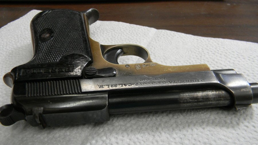 I Have A 1953 Beretta 948 22LR Brought Here From Europe And