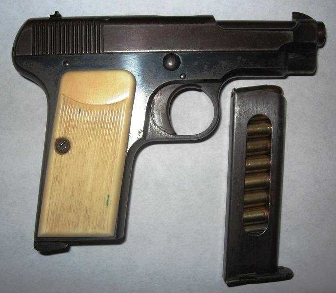 Beretta Auto Pistol 195