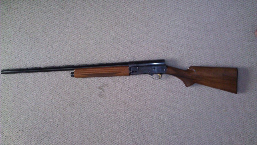 057c3c609ae1c I am looking for a value of a browning light twelve 12g shotgun with a gold  trigger made in Belgium. #69G 72983. It's a Semi-Automatic in 100% to 90%  ...