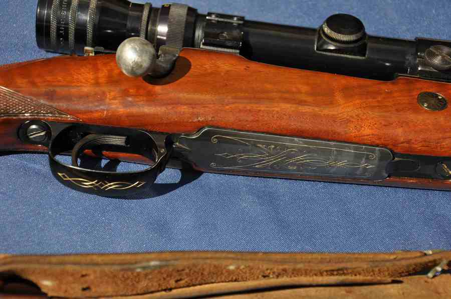 have a browning 30 06 made in belgium on barrel very fine 98