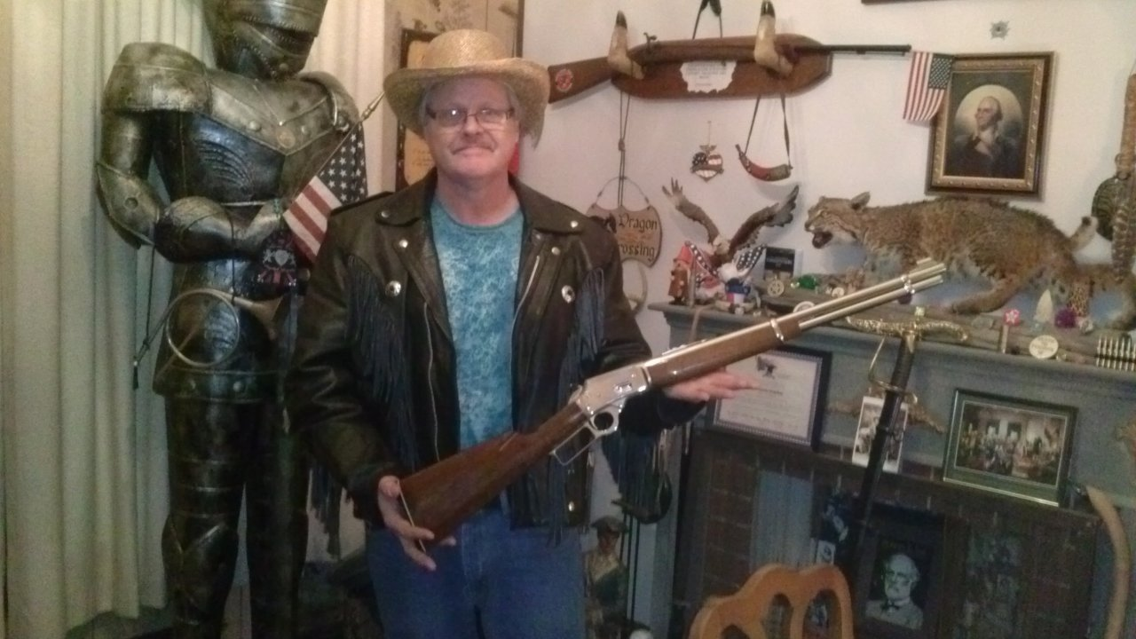I Have A Marlin 1894 44 Magnum Lever Action Rifle That Is A