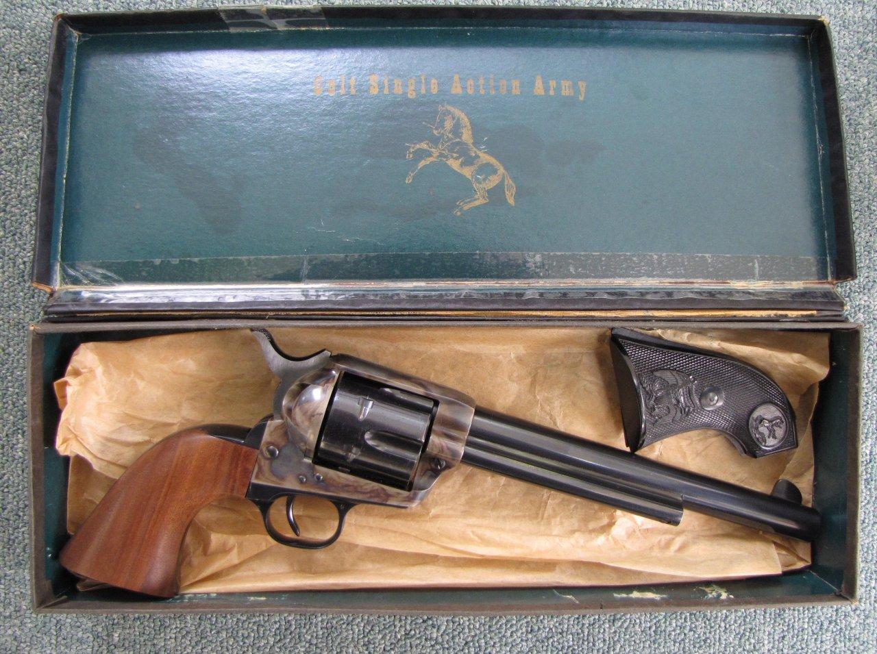Colt SAA  45LC Value | Gun Values Board