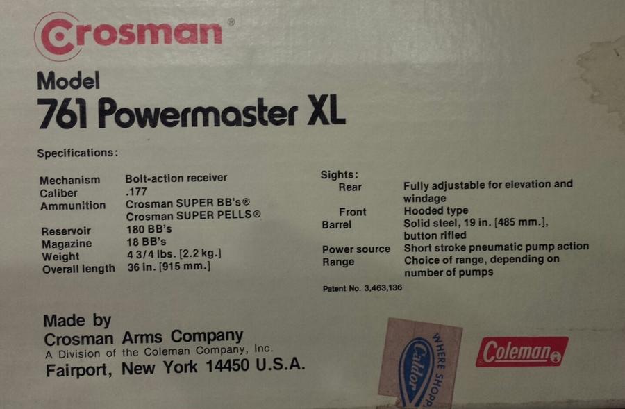 66 Powermaster bb Gun Manual
