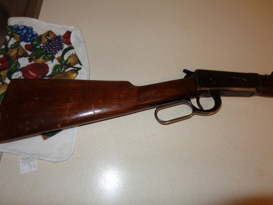 What Year Was My Winchester Model 94-30 WCF #1506840 Made