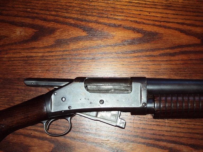 What Is My Winchester Model 1897 12 Gauge Shotgun Worth