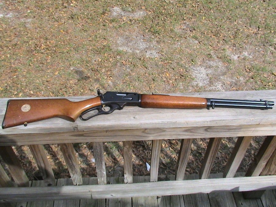 Marlin 30-30 Limited Edition Model 3085s, Round Up