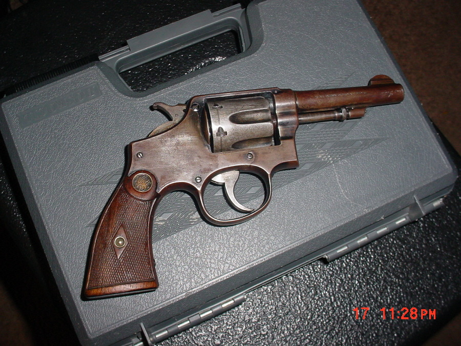 I Have A 38 S W Special Ctg 6 Shot Revolver Smith Wesson Gun