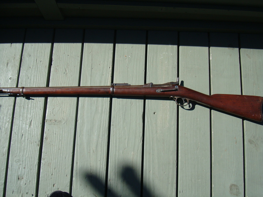 I Have A Springfield Arms Trapdoor Cavalry Carbine (45/70 Gov ) With