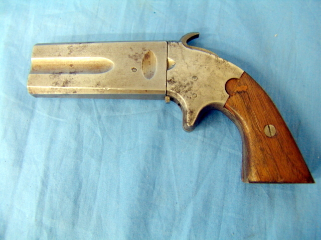 Pepperbox Style Percussion Cap Derringer What I Know