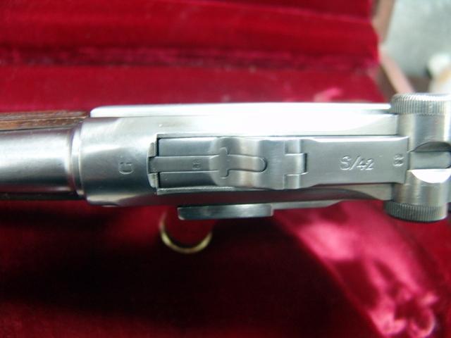 Luger S/42 Artillery Model? Photos | Gun Values Board