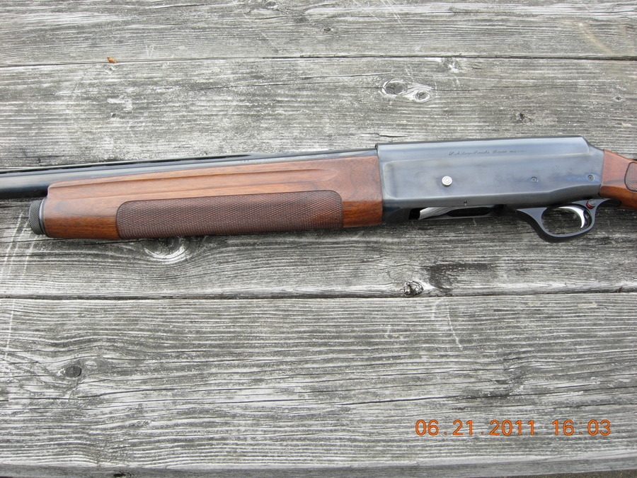 i inherited a franchi semi auto shotgun and i really don t know rh gunvaluesboard com Franchi Shotguns Over and Under Franchi Shotguns