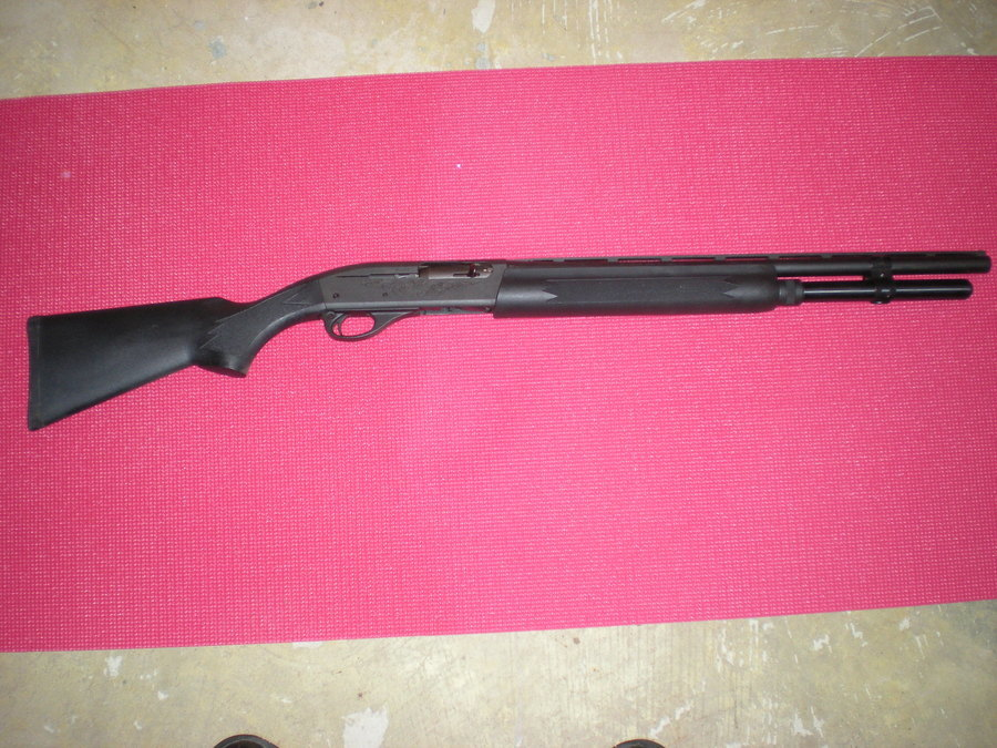 I Have A Remington 1100 20 LT Youth Synthetic With | Gun