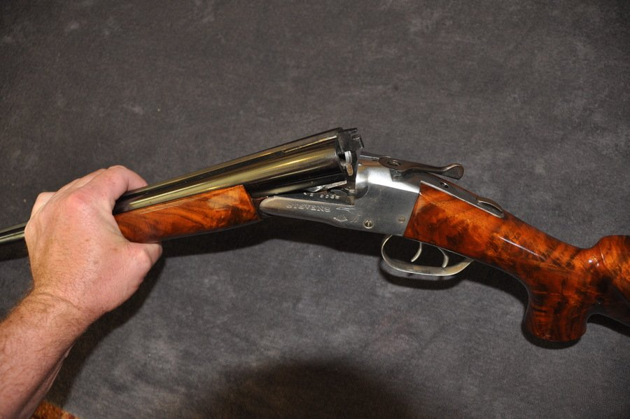 Greetings, I Have A Stevens 410 Gauge, Double Barrel, Double