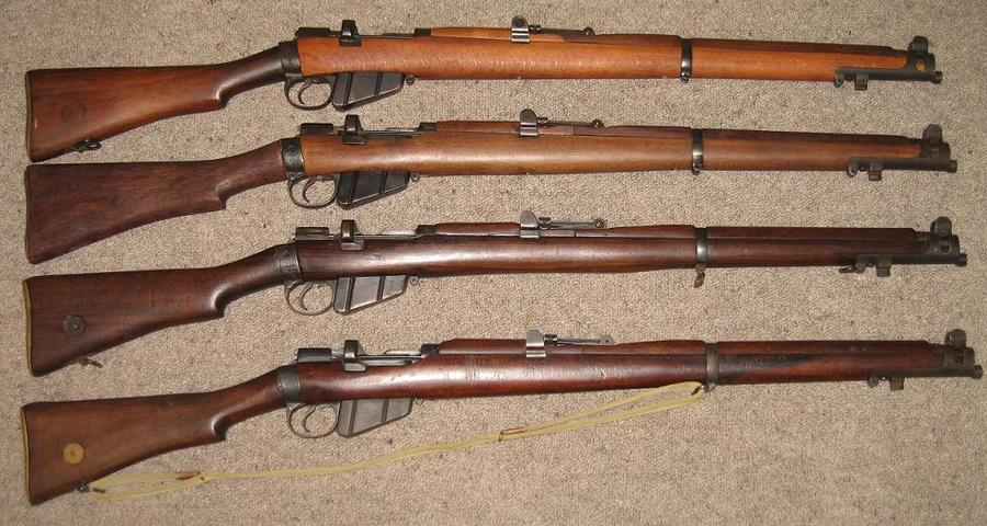 What Is The Value Of This Lee Enfield Lithgow?   Gun