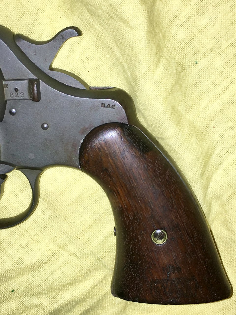 I Have A Colt US Army Model 1894