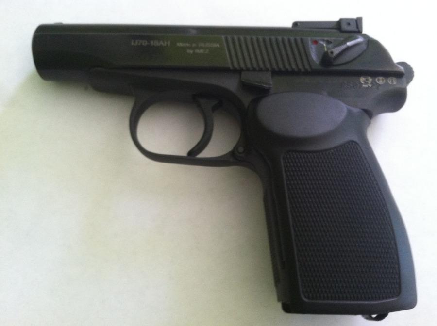 Value Of My Makarov 9x18 IMEZ IJ70 AH 10 Round Version | Gun