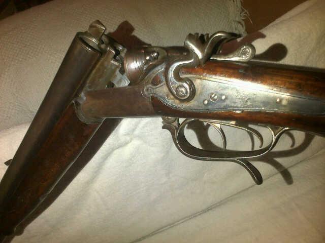 krupp rifle combination gun