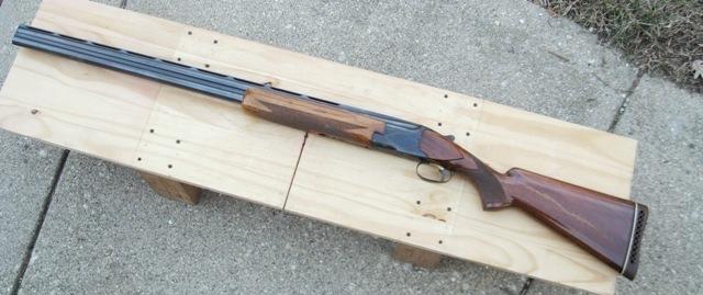 Browning 12 GA Over/under  Lightining Or Superposed?   Gun