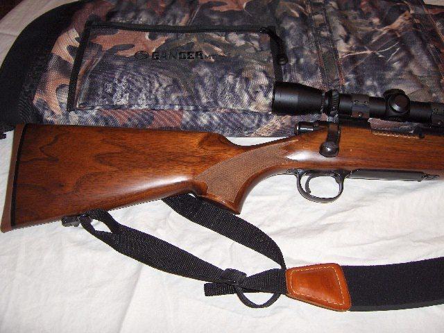 I Have A Remington Model 700 CDL Rifle, 7MM-08 American Waln