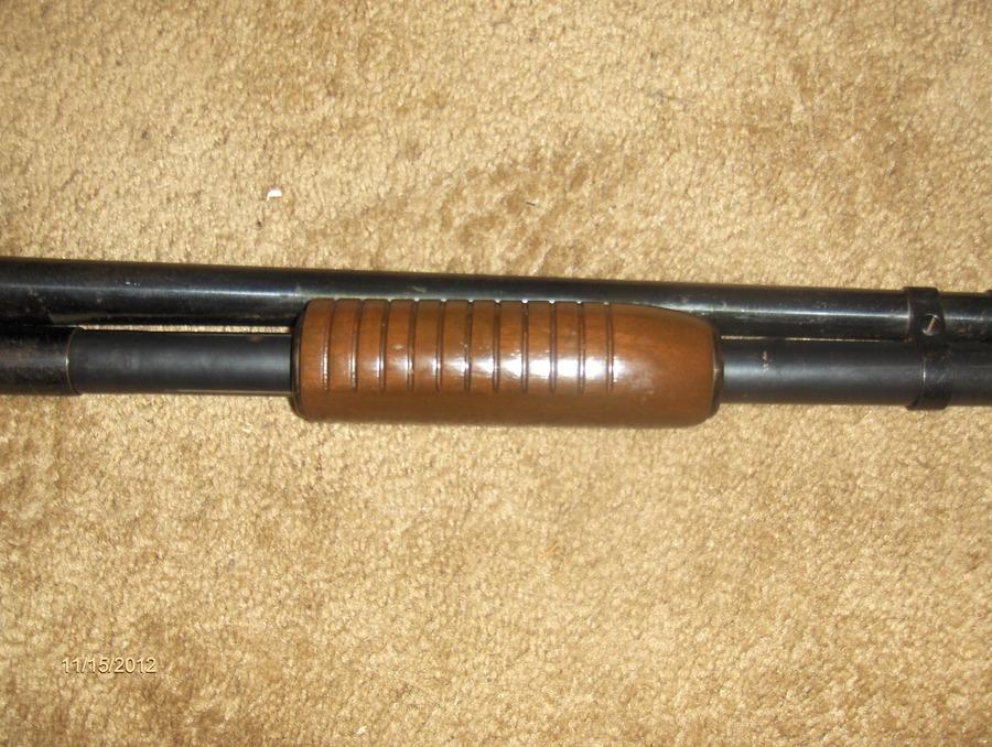 winchester 12 16 ga 2 3 4 cham full gun values board rh gunvaluesboard com Winchester Model 12 Book Winchester Model 12 Book