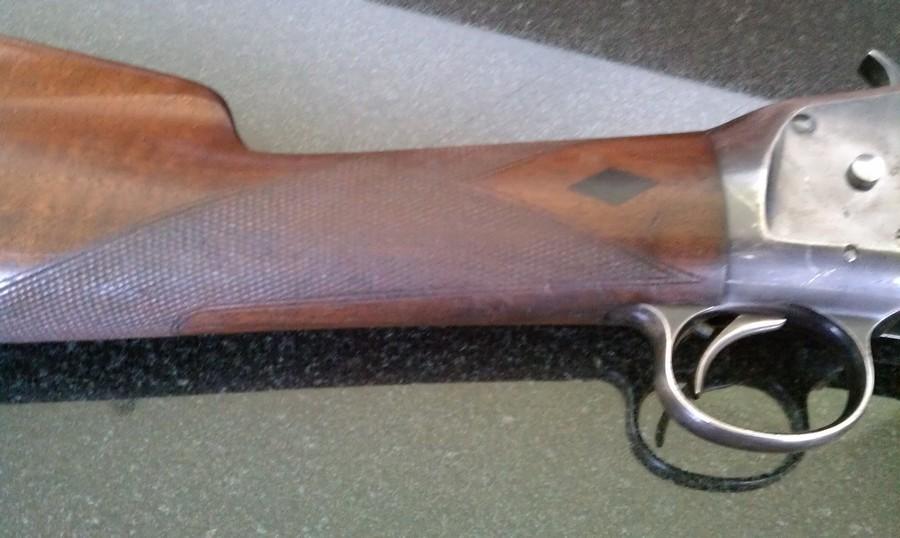 I Inherited A Winchester 1897 Tournament Gun 12 Gauge Takedo