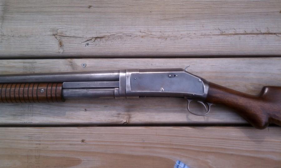 WINCHESTER 1897 RIOT   Gun Values Board