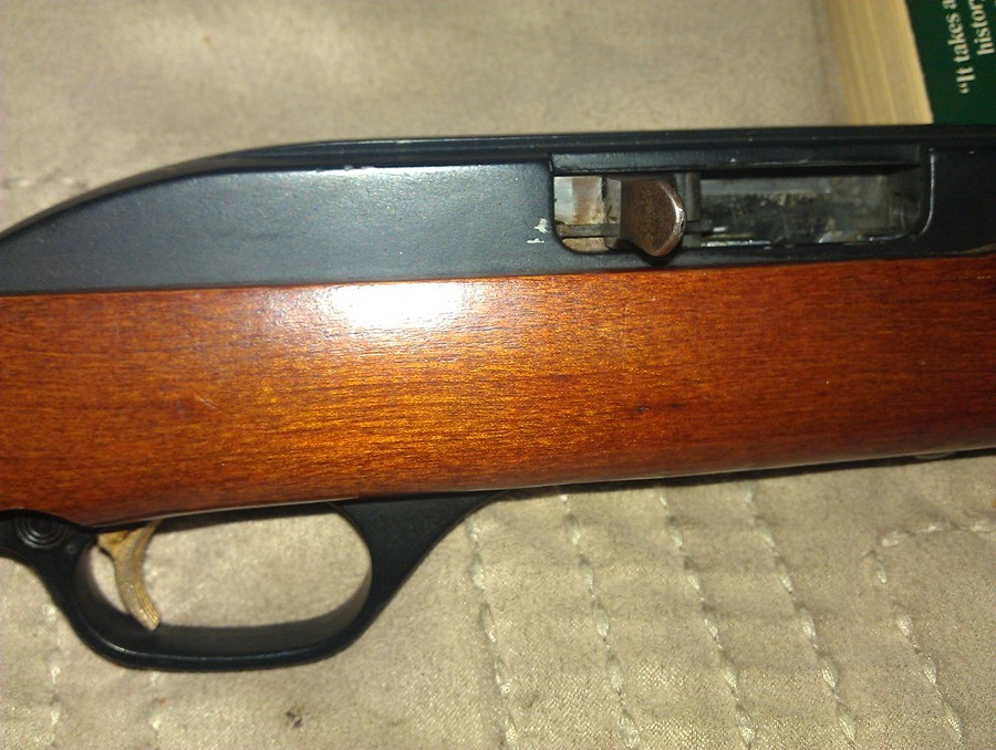 Value Of A Great Condition Marlin 22lr Tube Fed Gold Trigger