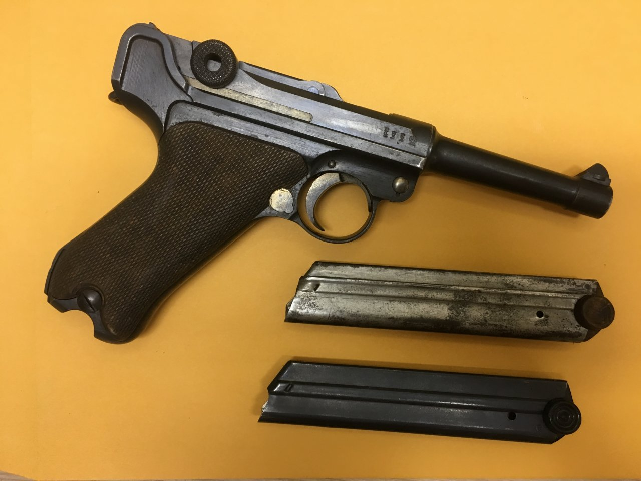 Looking For A Value On A WWII German Luger | Gun Values Board