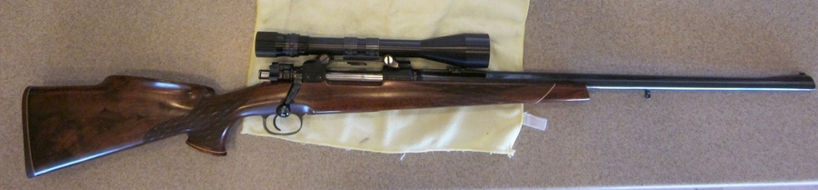 mauser rifle serial number identification