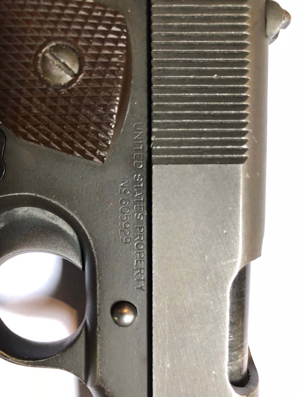 I Just Purchased A Remington Rand 1911 With Serial Number