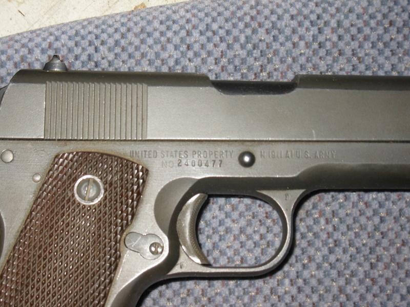 1911A1 Remington Rand W/ Colt Slide | Gun Values Board