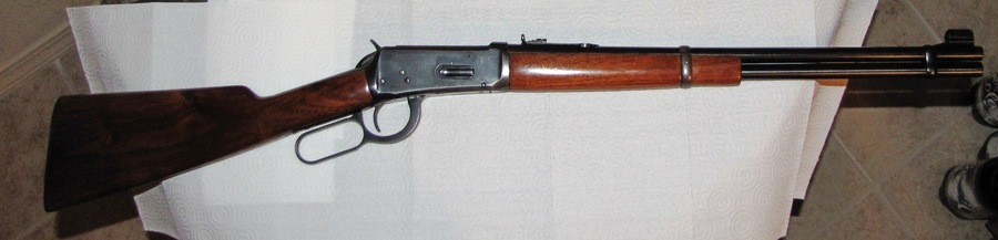 My Winchester 94 Is Serial Number 1331267 - What Year Was