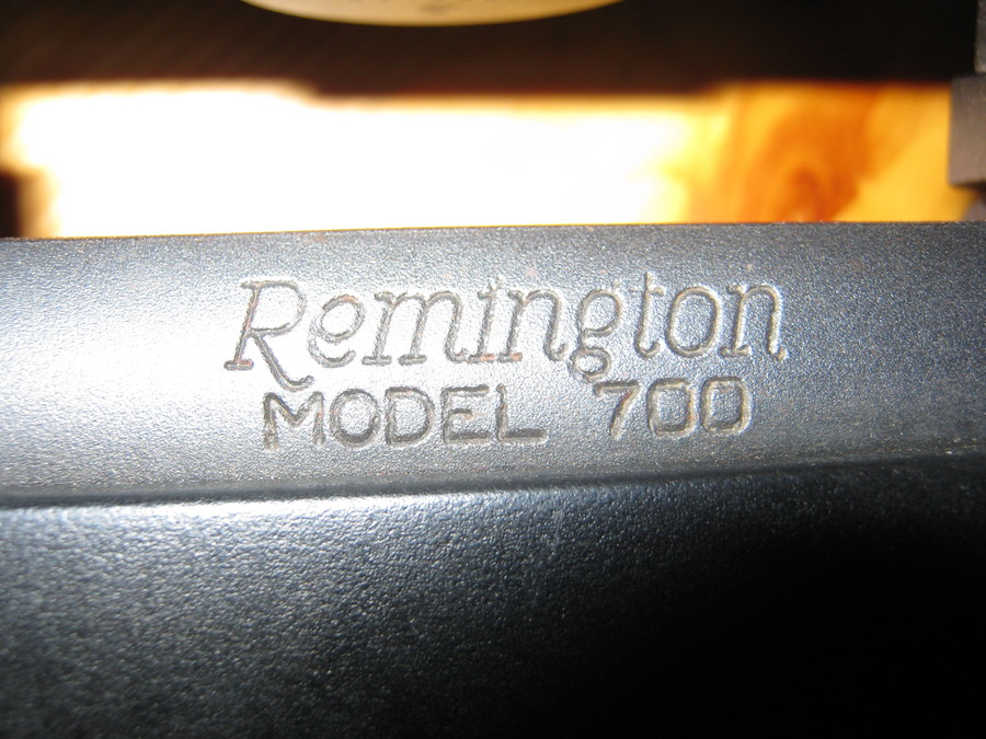 What Is My Remington ADL Model 700 30-06 Springfield W