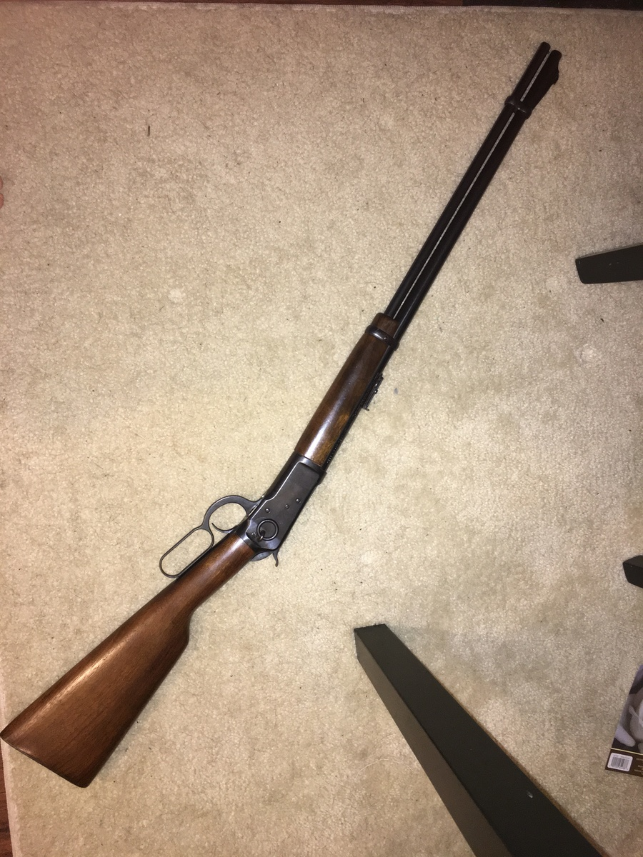 Dating winchester 43