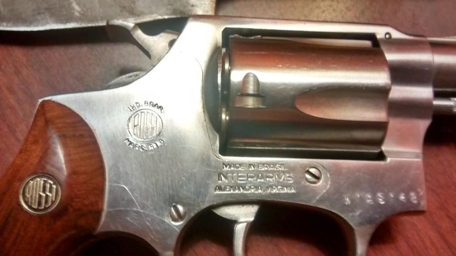 Rossi 357 revolver value